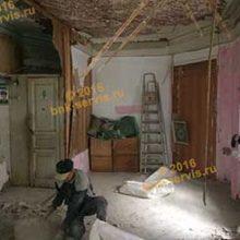 Демонтаж квартиры Восстания 36