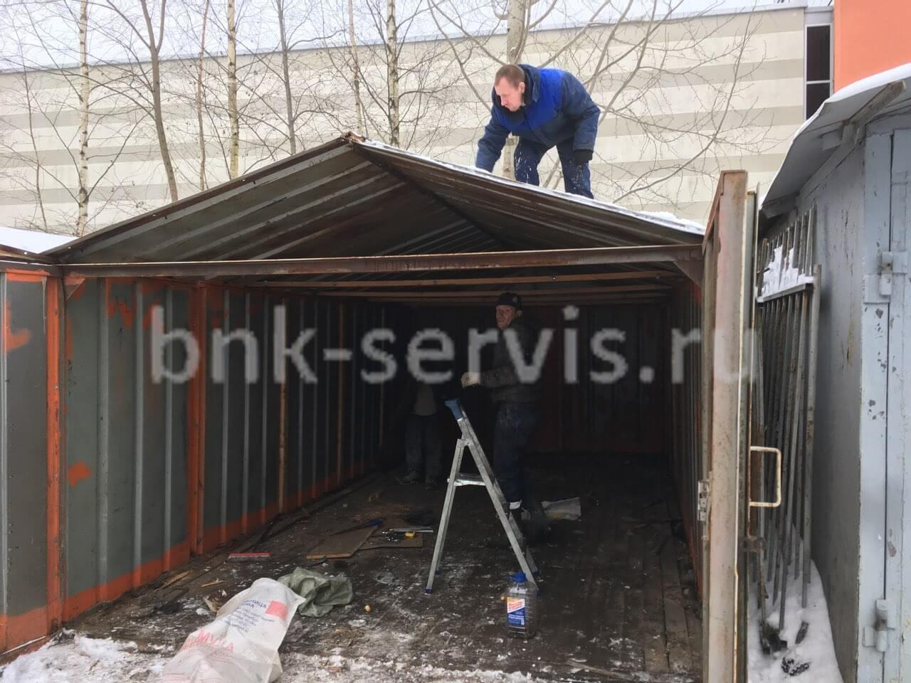 Где заказать демонтажные работы в СПб