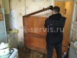 Демонтаж старой мебели