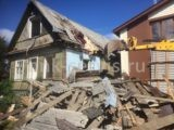 Демонтаж построек цена