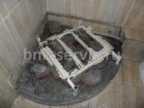 Демонтаж и утилизация душевой кабины