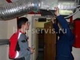 Цена демонтажа системы вентиляции