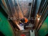 Демонтаж лифта