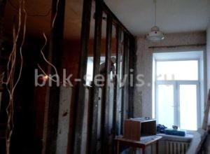 Квартира на улице Разъезжая — демонтаж