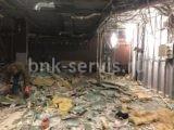 Демонтажные работы в магазине «Метизы»
