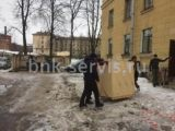Перенос ламинарного шкафа в Санкт-Петербурге