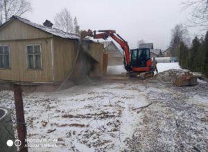 Работы в Синявино Ленинградской области
